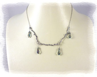 Vine necklace