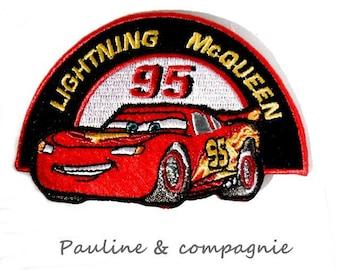 Applique 1 thermocollante Patch badge iron car cars