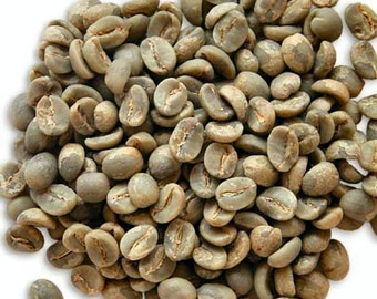 5 POUNDS Green Coffee Beans - many types to choose from -BEST Prices online for green coffee beans