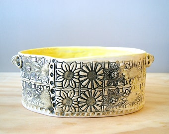 Custom listing for Esther....HANDMADE Baker / Pottery Serving Dish / Casserole Dish, READY to SHIP,  by RiverStone Pottery