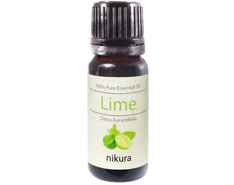 100% Pure Lime Essential Oil 10ml, 50ml, 100ml