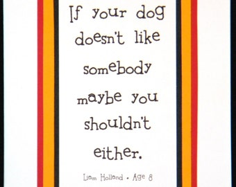069 - If Your Dog Doesn't...