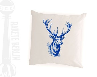 cushion cover 'Deer'