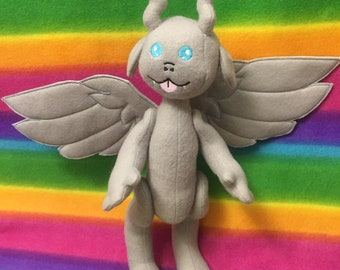 Baby Puppy Gargoyle Plush Mythfit