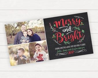 Christmas Card Christmas Photo Cards Printable Christmas Card Holiday Photo Card Christmas Photo Card Digital Christmas Card Merry Christmas