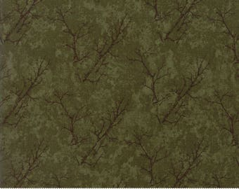 Country Road by Holly Taylor - Branches - Pine - Moda 6665 14