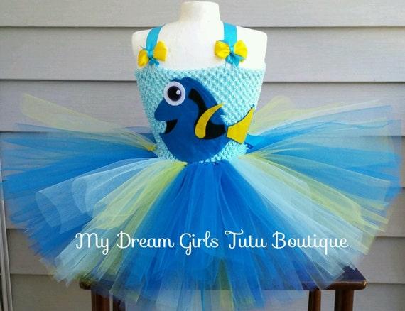 Finding Dory Tutu Dress