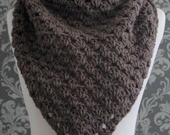 Crochet PATTERN - Cowl Crochet Pattern - Infinity Scarf Crochet Pattern -Triangle Scarf Crochet Pattern - Shawl Crochet Pattern - PDF 426