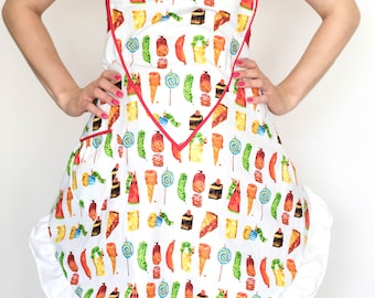 The Very Hungry Caterpillar Apron
