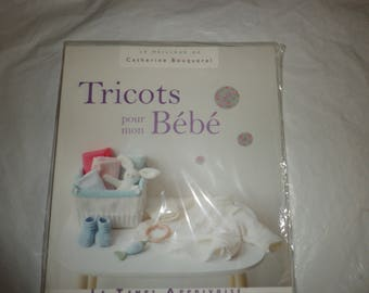 Book for my Catherine Bouquerel baby knits