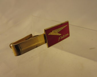 Cool Vintage Ford Falcon Tie Pin Tie Clasp Ford Advertising 1960's
