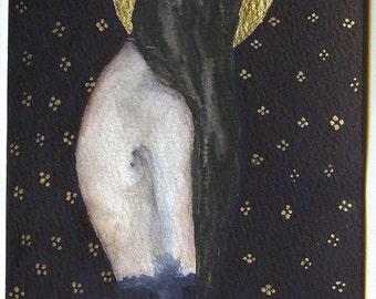 Original Art Card, Saint 2