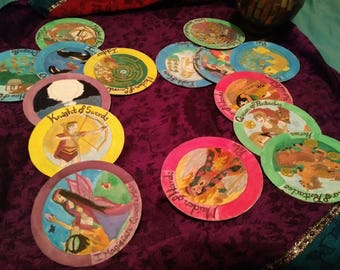 10 or 14 Tarot Card Reading