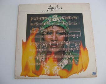 Aretha Franklin - Almighty Fire - Circa 1978