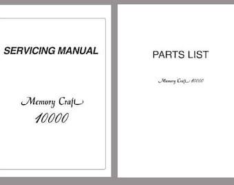happy embroidery machine service manual