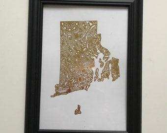 Rhode Island Foil