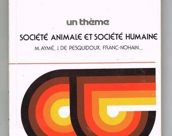 The romance of Reynard the Fox company animal and human society - M Ayme, first I, Franc-Nohain - Hatier 1987 - vintage 9782218038969-