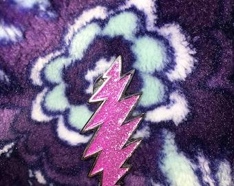 Purple Heady Bolt