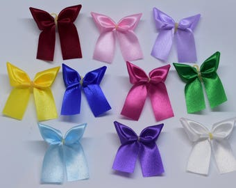 100 Standard Dog Grooming Bows