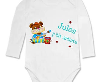 Personalized with name artist Lil baby Bodysuit