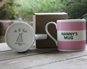Nanny's Mug Hoop Mug