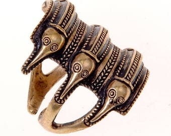 "Finger ring ""Segerstad"" - [07 Ring Seger/G1 D-3]"