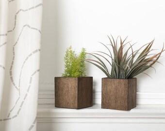 Poplar Planters