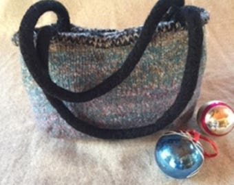 Felted handbag or tote PT103