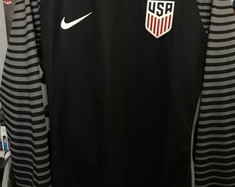 Authentic nike usa soccer jersey usmnt medium world cup