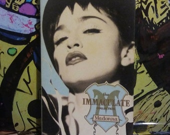 Madonna - The Immaculate Collection VHS