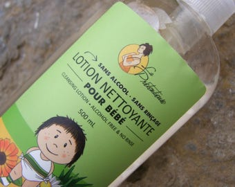 Chamomille and calendula baby cleansing lotion 500 mL