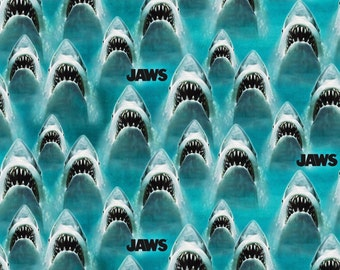 Springs Creative Universal Jaws Classic Jaws Fabric - 1 yard