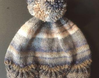 Scalloped Fantasy Hat