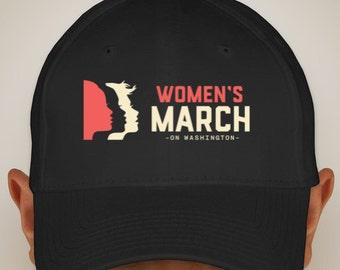 AMERICAN MADE Bayside baseball cap Womens March on Washington