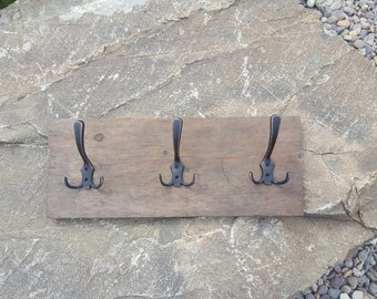 Reclaimed, Coat or Towel Rack
