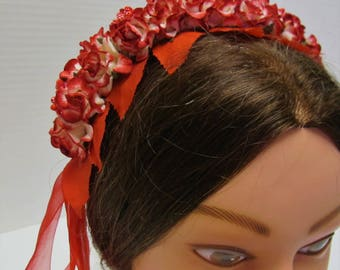 Really Red--Victorian, Civil War Appropriate--Affordable Elegance