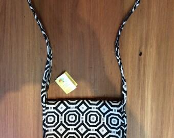Fabric Satchel Bag