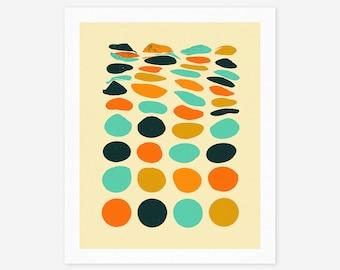 DAYLIGHTS #1 (Giclée Fine Art Print/Photo Print/Poster Print) Modern, Minimal, Abstract Artwork