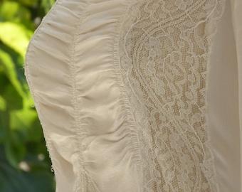 Art deco wedding dress etsy 1930s vintage wedding dress vintage bridal gown art deco wedding dress simple junglespirit Gallery