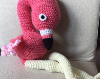 Made To Order - Flo the Flamingo