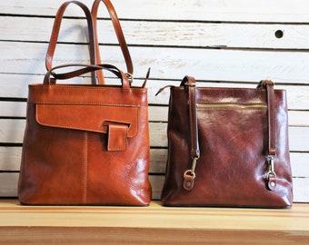 leather handbag,leather backpack, leather bag, handmade woman bag, handmade leather bag, everyday bag, backpack.