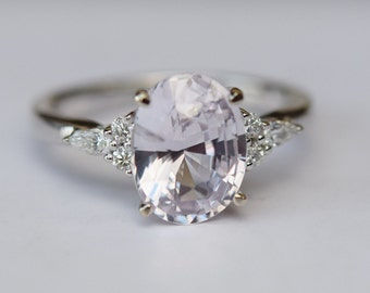 gold diamond gray spinel verona rings engagement jewels lizunova white ring fine products grey