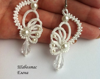 """Earrings """"Little Wings"""""""