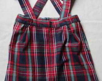 Plus size girl's skirt