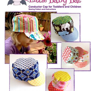 Toddler Hat Pattern Etsy