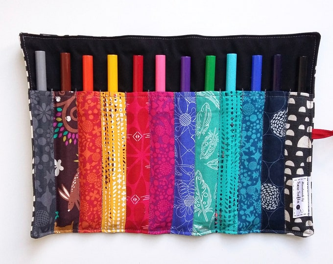 Rainbow Pen Roll