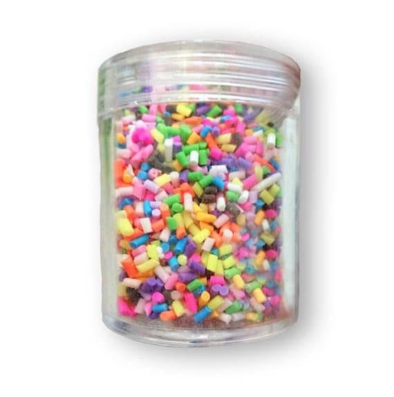 Fake Sprinkles for Slime Polymer Clay DIY Cupcake Phone Case
