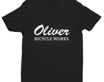 Oliver Bicycle Works Short Sleeve T-shirt