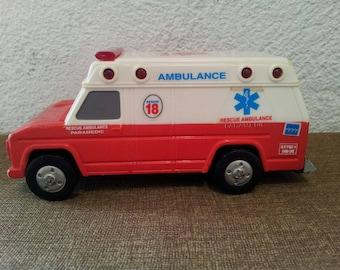 1994 Funrise ambulance Ambulance Funrise of 1994