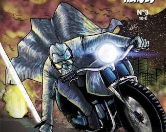 Elonan Heroes 3, BD, superheroes, comic book